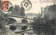 """03 Allier CPA FRANCE 03 """"Lapalisse, le Pont sur la Besbre"""""""