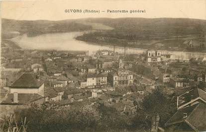 "CPA FRANCE 69 ""Givors"""