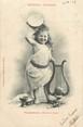 """Illustrateur / CPA BERGERET """"Petites déesses"""" / ENFANT"""
