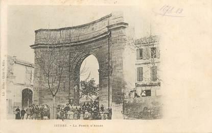 """CPA FRANCE 13 'Istres, la Porte d'Arles"""""""