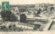 """86 Vienne CPA FRANCE 86 """"Poitiers, panorama pris du Boulevard Aboville"""""""