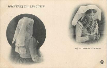 """/ CPA FRANCE 87 """"Souvenir du Limousin"""" / FOLKLORE"""