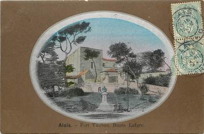 """CPA FRANCE 30 """"Alais / Alès, Fort Vauban"""""""