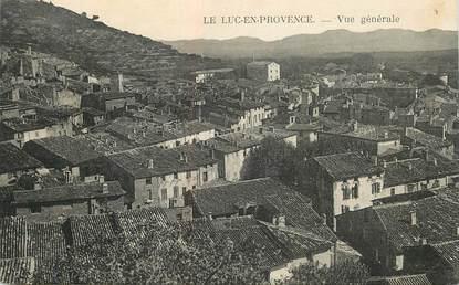 """CPA FRANCE 83 """"Le Luc en Provence, vue générale"""""""