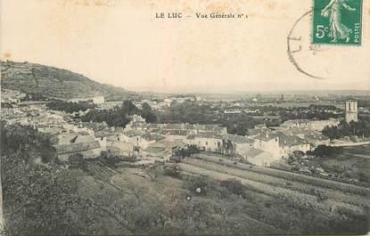"""CPA FRANCE 83 """"Le Luc,  vue générale """""""