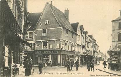 "CPA FRANCE 18 ""Bourges, Place Gordaine"""