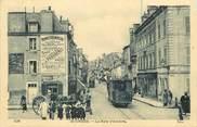 """18 Cher CPA FRANCE 18 """"Bourges, la rue d'Auron"""""""