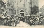 """13 Bouch Du Rhone CPA FRANCE 13 """"Saintes Maries de la Mer, Procession du 24 mai"""""""