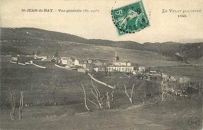 "CPA FRANCE 43 ""Saint Jean de Nay"""