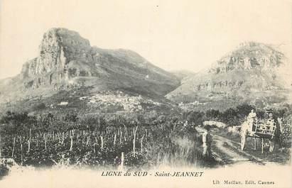 "CPA FRANCE 06 ""Saint Jeannet"""