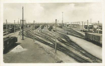 """/ CPSM FRANCE 78 """"Trappes, gare du triage"""""""