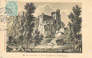 """43 Haute Loire CPA FRANCE 43 """"Château de Polignac"""""""