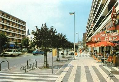 "/ CPSM FRANCE 78 ""Poissy, avenue du Cep"""