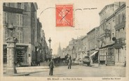 "79 Deux SÈvre / CPA FRANCE 79 ""Niort, la rue de la gare"""