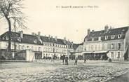 """89 Yonne CPA FRANCE 89  """"Saint Florentin, place Dilo"""""""
