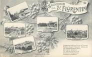 """89 Yonne CPA FRANCE 89  """"Saint Florentin, souvenir"""""""