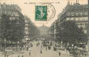 "75 Pari / CPA FRANCE 75002 ""Paris, l'avenue de l'Opéra"""