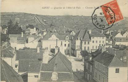 """CPA FRANCE 71 """"Givry"""""""