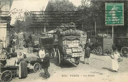 """/ CPA FRANCE 75001 """"Paris, les Halles"""""""