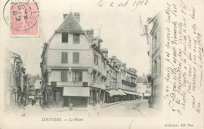 """/ CPA FRANCE 27 """"Louviers, le pilori"""""""