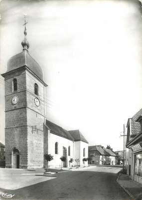 """/ CPSM FRANCE 39 """"Censeau, l'église"""""""