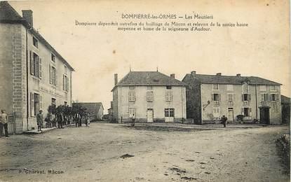 """CPA FRANCE 71 """"Dompierre les Ormes"""""""