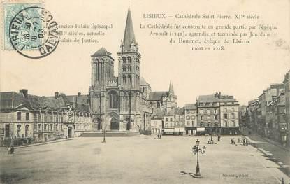 """/ CPA FRANCE 14 """"Lisieux, cathédrale Saint Pierre"""""""