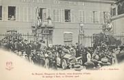 """89 Yonne / CPA FRANCE 89 """"Sens, Sa Majesté, Marguerite de Savoie, Reine douanière d'Italie"""""""