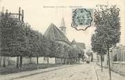 "78 Yveline / CPA FRANCE 78 ""Maurecourt, rue Betbeder"" / CACHET AMBULANT"