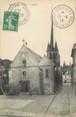 """78 Yveline / CPA FRANCE 78 """"Jouy en Josas, l'église"""""""