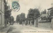 """92 Haut De Seine / CPA FRANCE 92 """"Bois Colombes, rue de la côte Saint Thibault"""""""