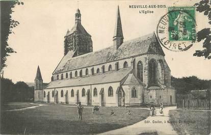 """/ CPA FRANCE 45 """"Neuville aux bois, l'église"""""""