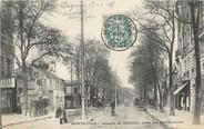 """92 Haut De Seine / CPA FRANCE 92 """"Montrouge, avenue de Châtillon"""""""