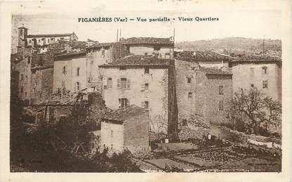"CPA FRANCE 83 ""Figanières"""