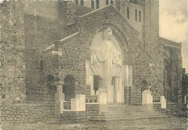 """/ CPSM FRANCE 49 """"Cholet, église du Sacré Coeur"""""""
