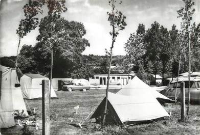 """/ CPSM FRANCE 46 """"Souillac, le camping"""""""