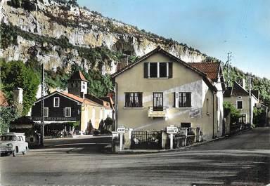 """/ CPSM FRANCE 46 """"Marcilhac sur Célé, l'entrée du bourg"""""""