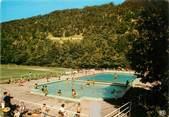 """48 Lozere / CPSM FRANCE 48 """"Marjevols, piscine municipale"""""""