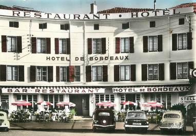 """/ CPSM FRANCE 47 """"Agen, Hôtel de Bordeaux"""""""