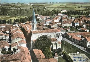 """/ CPSM FRANCE 47 """"Saint Barthélémy d'Ag, l'église"""""""