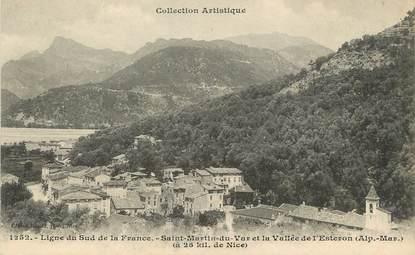 """/ CPA FRANCE 06 """"Saint Martin du Var et la vallée de l'Esteron"""""""