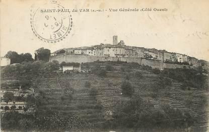 """/ CPA FRANCE 06 """"Saint Paul du var, vue générale"""""""