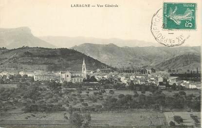 """CPA FRANCE 05 """"Laragne, vue générale"""""""