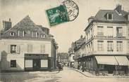 "76 Seine Maritime / CPA FRANCE 76 ""'Yvetot, la rue du château"""