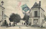"72 Sarthe / CPA FRANCE 72 ""Mamers, boulevard Victor Hugo"""