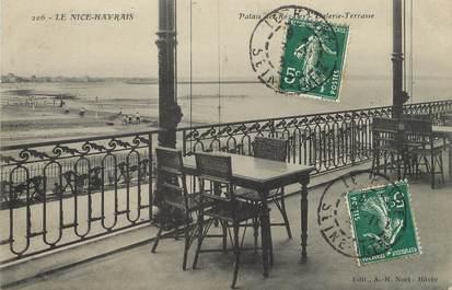 "/ CPA FRANCE 76 ""Le Nice Havrais"""
