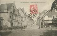 """28 Eure Et Loir / CPA FRANCE 28 """"Chateaudun, vieille maison rue de la Cuirasserie"""""""
