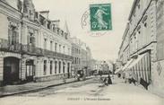 "49 Maine Et Loire / CPA FRANCE 49 ""Cholet, l'avenue Gambetta"""