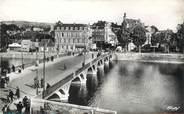 """03 Allier / CPSM FRANCE 03 """"Montluçon, le pont Saint Pierre"""""""