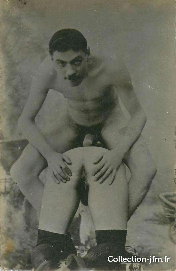 ancienne photo porno
